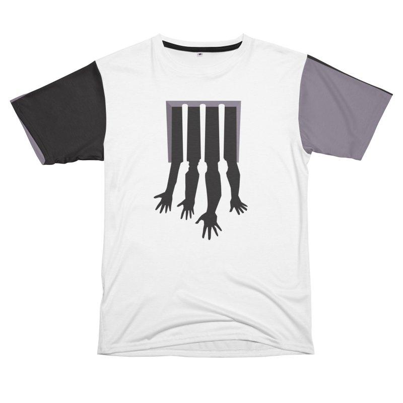 Prisoners & Jailers Men's Cut & Sew by B4 Abraham's Artist Shop