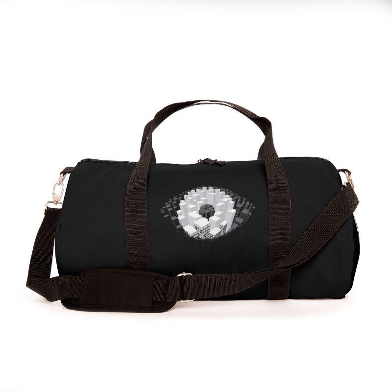 Bird's Eye View Accessories Bag by B4 Abraham's Artist Shop
