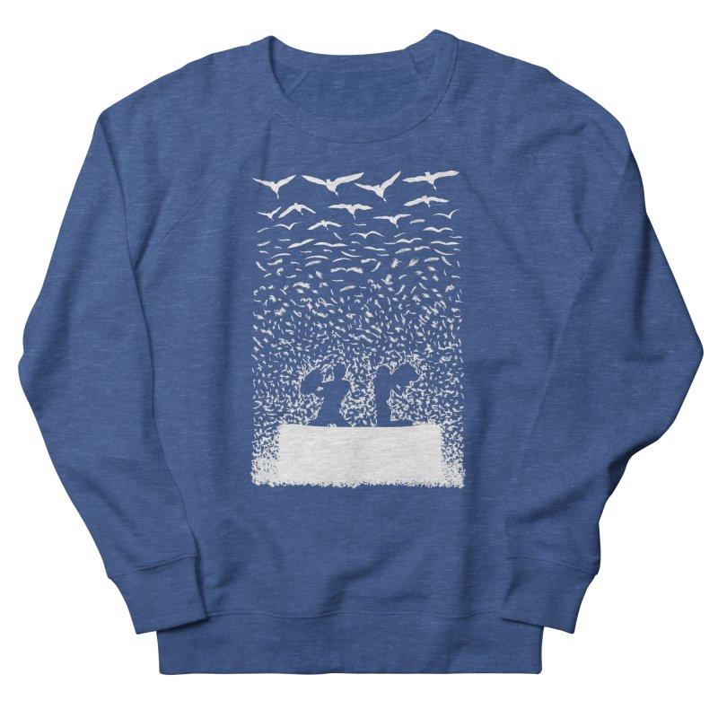 Pillow Fight Women's Sweatshirt by B4 Abraham's Artist Shop