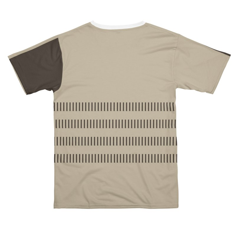 The Domino Effect Men's Cut & Sew by B4 Abraham's Artist Shop