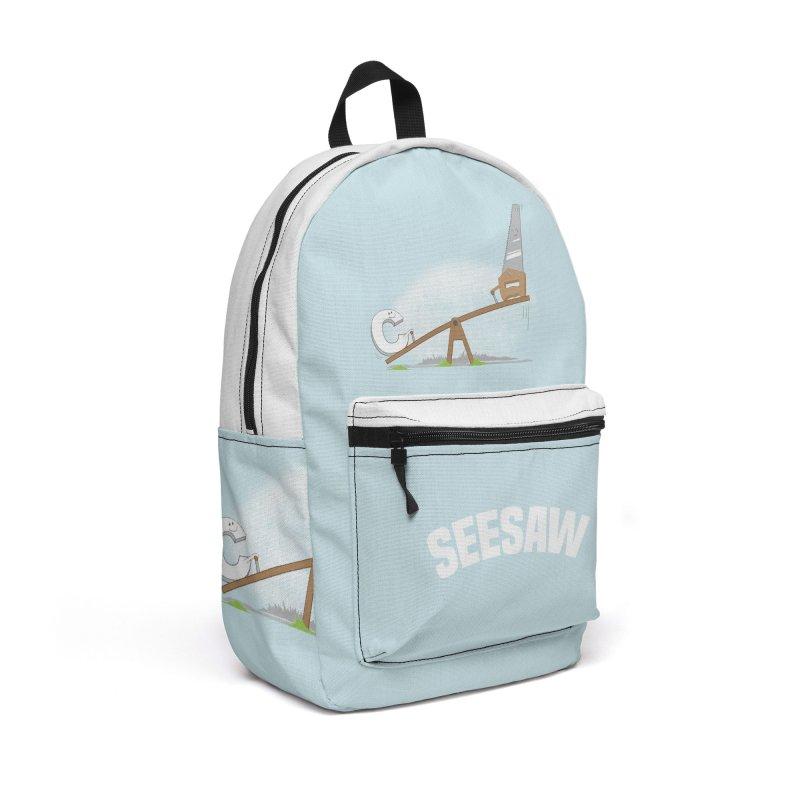 C-saw Accessories Bag by B4 Abraham's Artist Shop