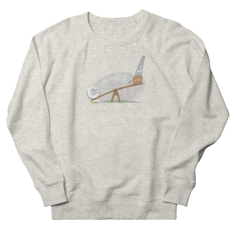 C-saw Women's Sweatshirt by B4 Abraham's Artist Shop