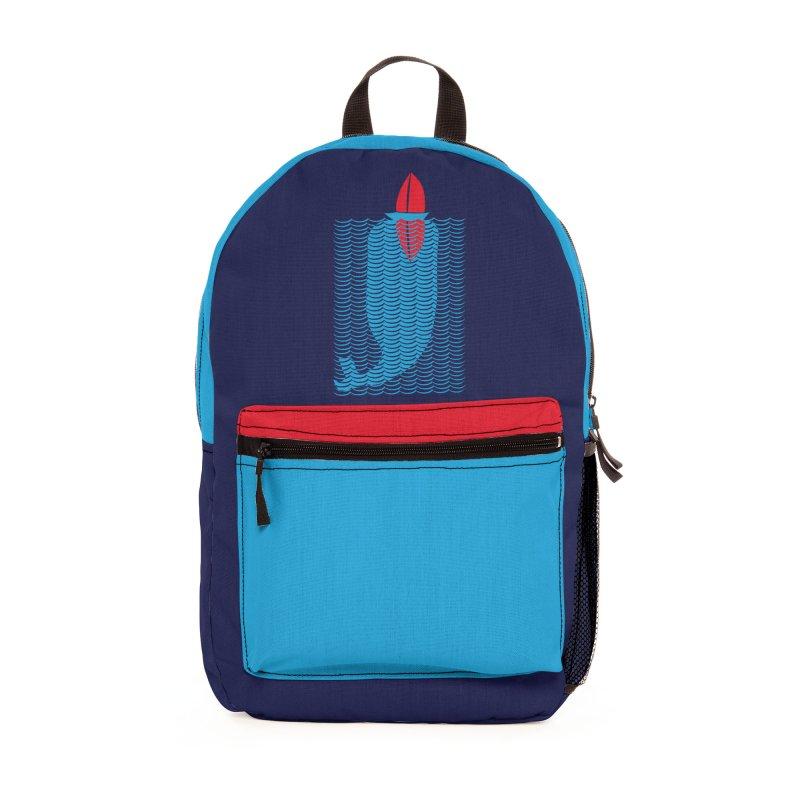 Stealth Whale Accessories Bag by B4 Abraham's Artist Shop