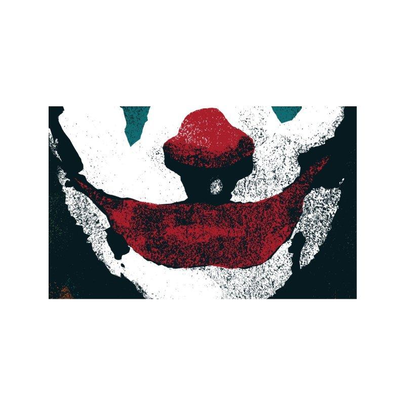 Joker Smile Accessories Face Mask by B4 Abraham's Artist Shop