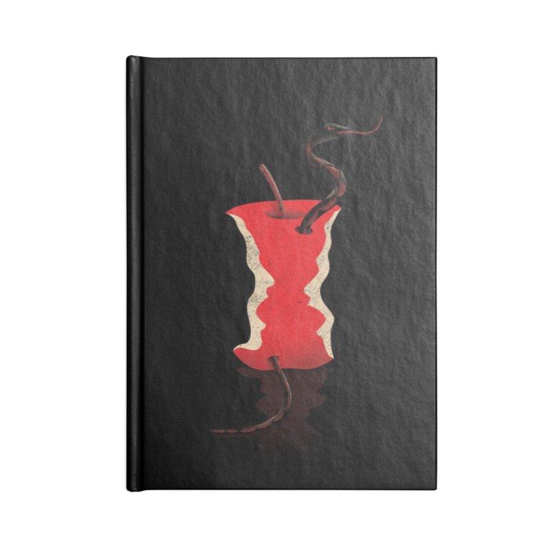 1st Sin Accessories Notebook by B4 Abraham's Artist Shop