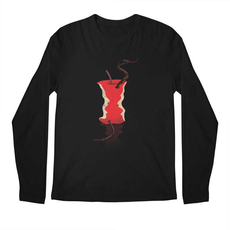 1st Sin Men's Longsleeve T-Shirt by B4 Abraham's Artist Shop