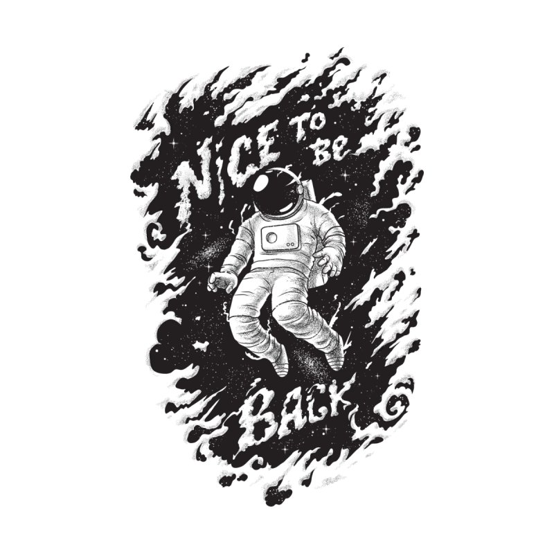 Nice To Be Back   by babitchun's Artist Shop