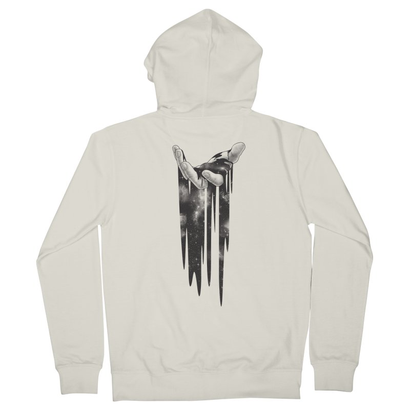 I Have The Universe Men's French Terry Zip-Up Hoody by babitchun's Artist Shop