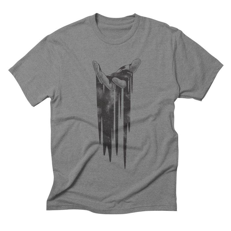 I Have The Universe Men's Triblend T-shirt by babitchun's Artist Shop