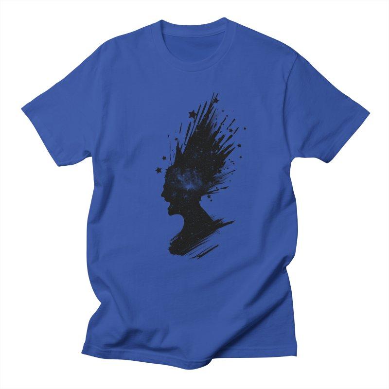 Mind Blown Men's T-shirt by babitchun's Artist Shop