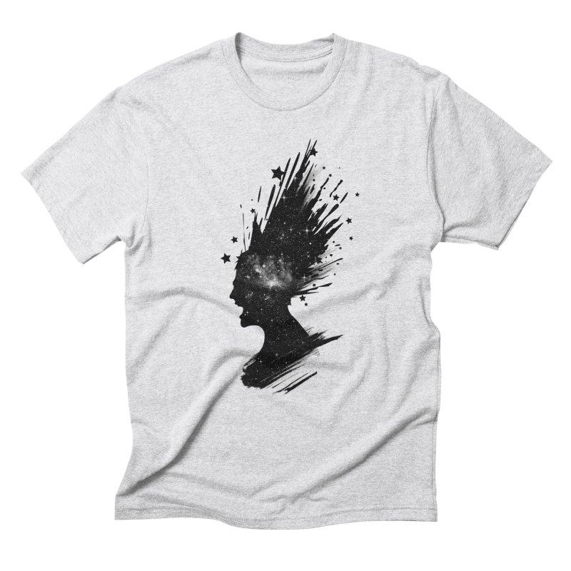Mind Blown Men's Triblend T-Shirt by babitchun's Artist Shop