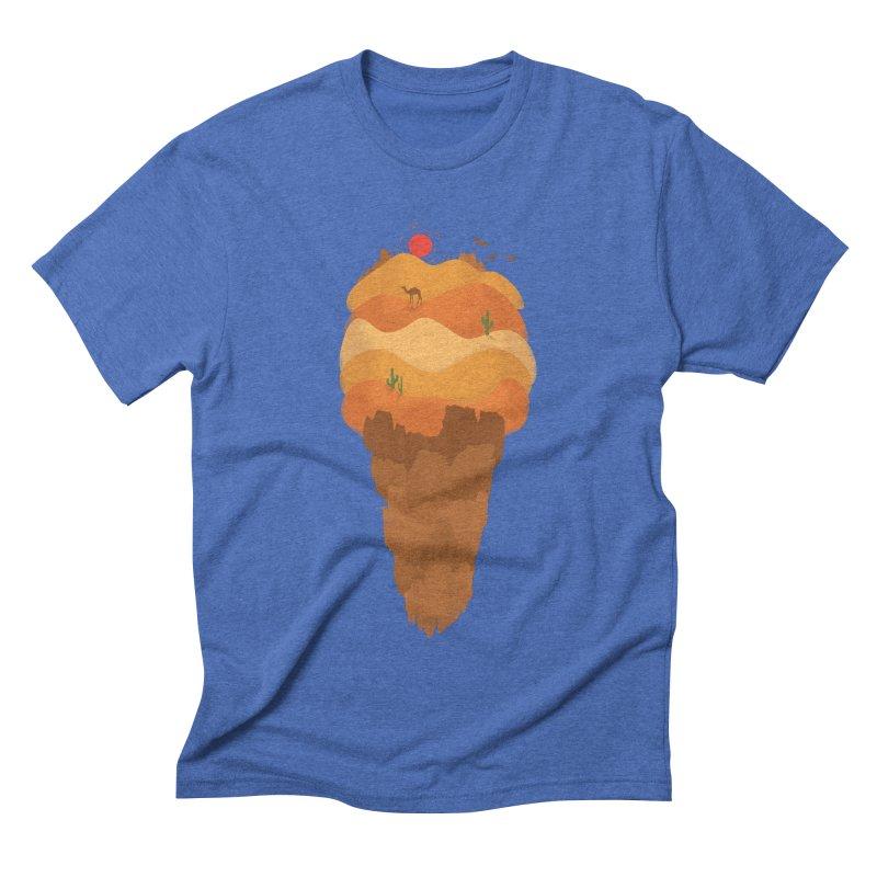 Dessert Men's Triblend T-shirt by babitchun's Artist Shop