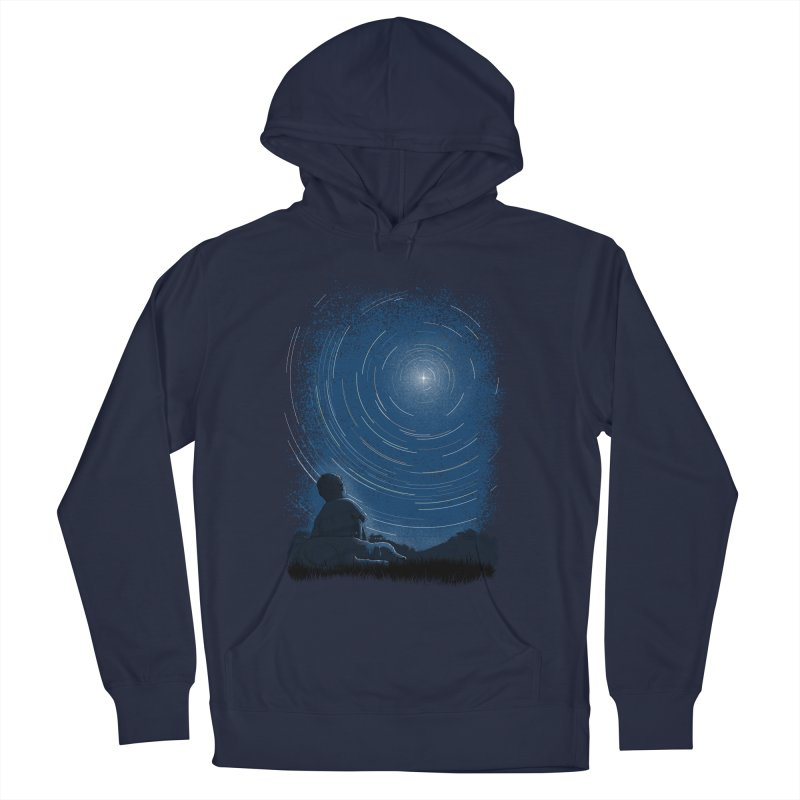 North Stare Men's Pullover Hoody by babitchun's Artist Shop