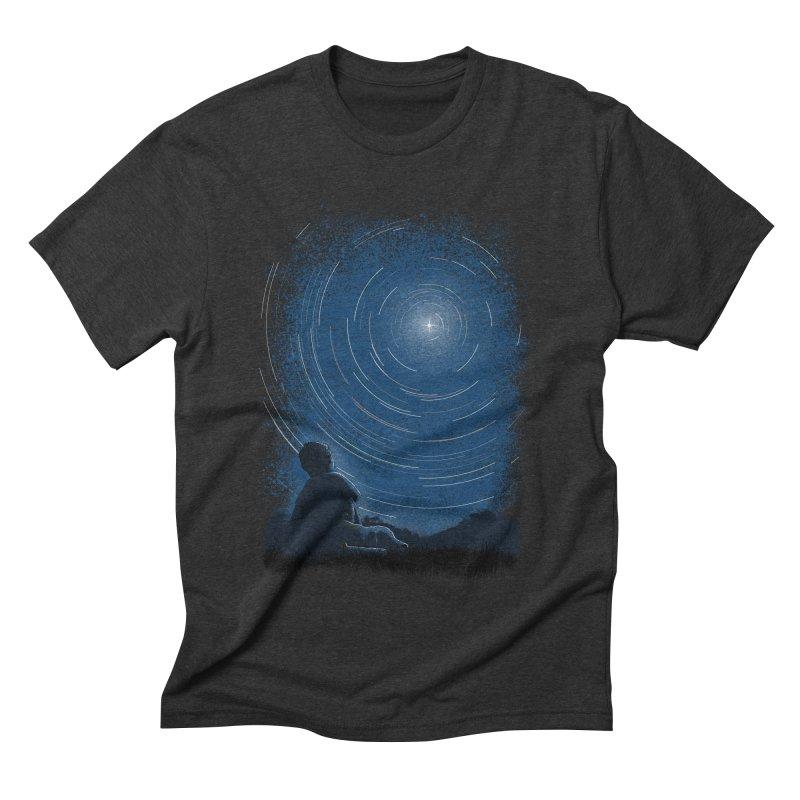 North Stare Men's Triblend T-shirt by babitchun's Artist Shop
