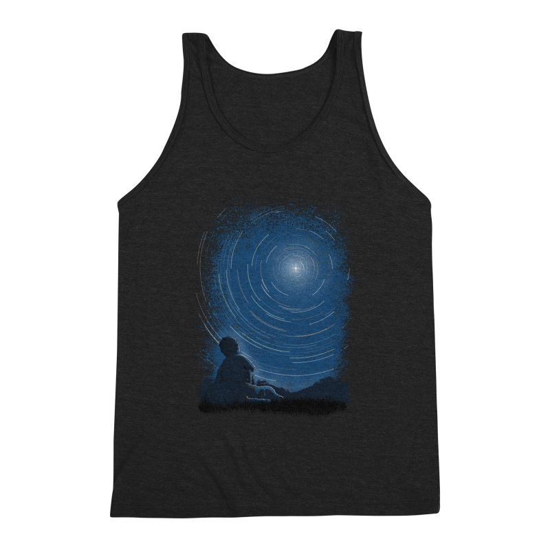 North Stare Men's Triblend Tank by babitchun's Artist Shop