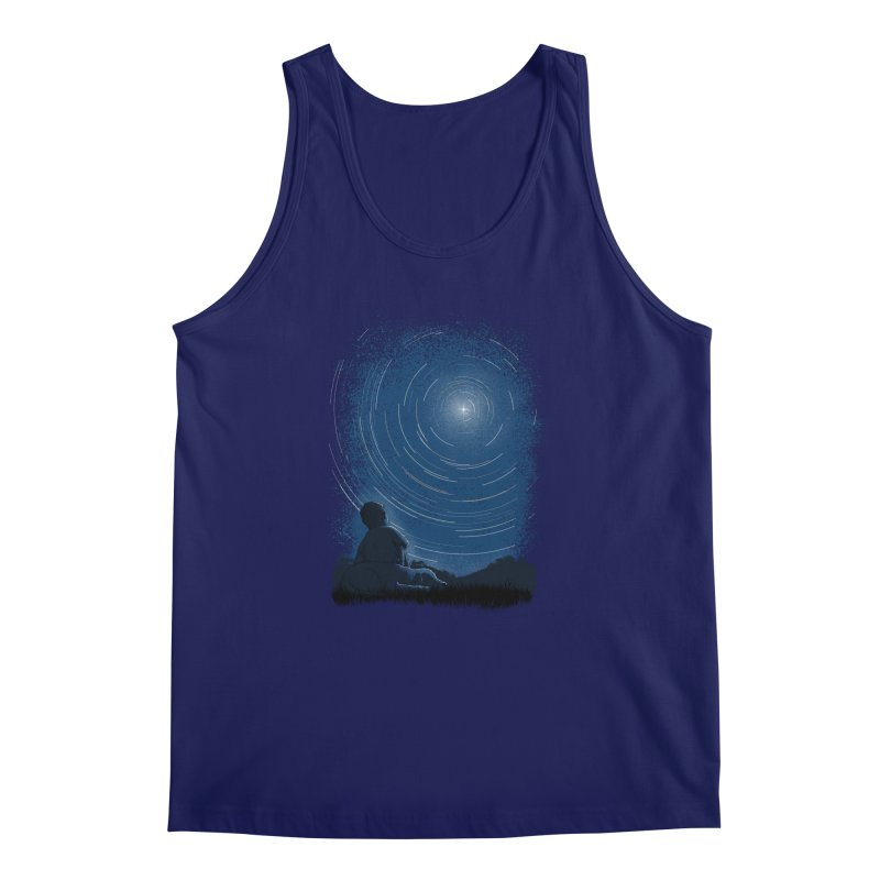 North Stare Men's Tank by babitchun's Artist Shop