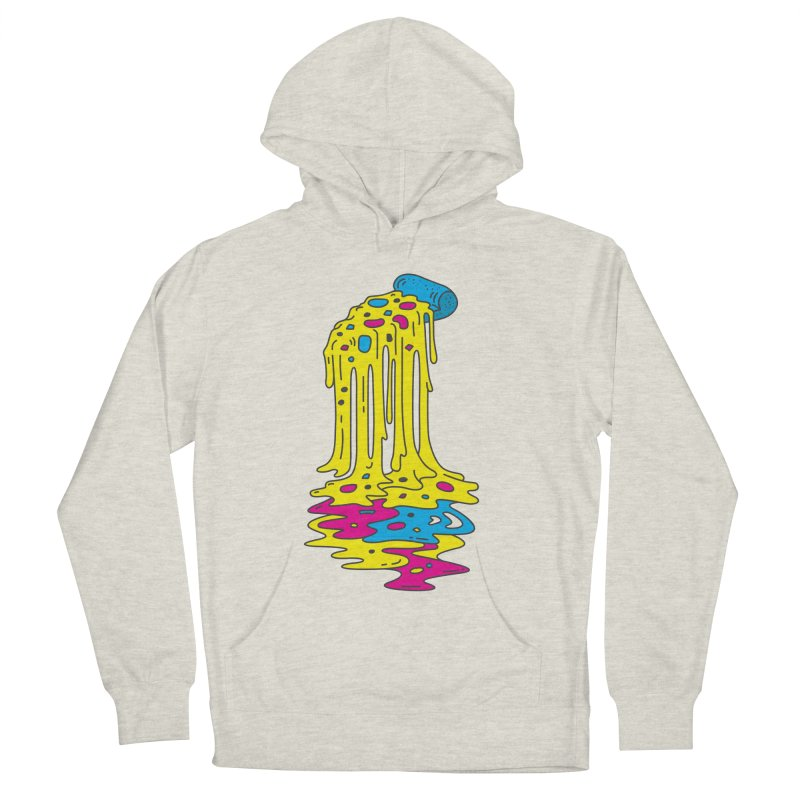 CMYK Overload Women's French Terry Pullover Hoody by babitchun's Artist Shop