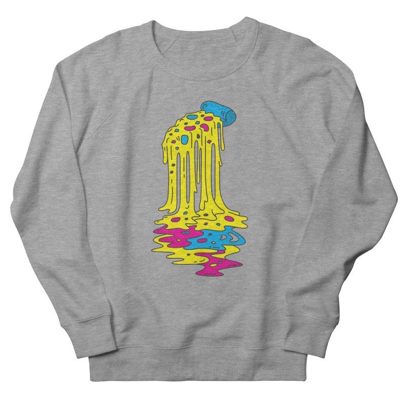 CMYK Overload Women's French Terry Sweatshirt by babitchun's Artist Shop