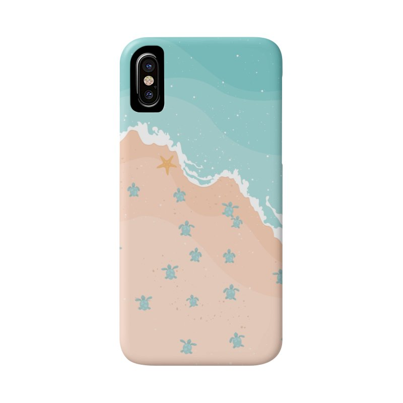 Sea Turtles Accessories Phone Case by babitchun's Artist Shop