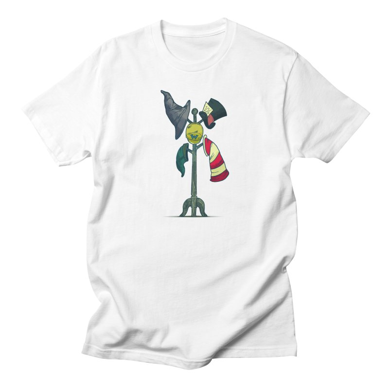 An Unexpected Party Men's T-Shirt by babu's Artist Shop
