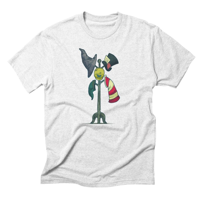 An Unexpected Party Men's Triblend T-shirt by babu's Artist Shop
