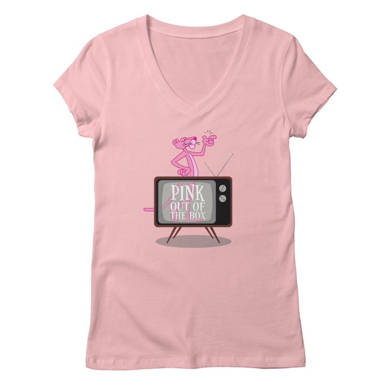 Pink Out of the Box   by babu's Artist Shop