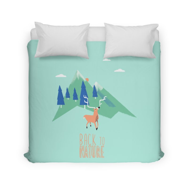 Back to Nature Home Duvet by Babykarot Shop