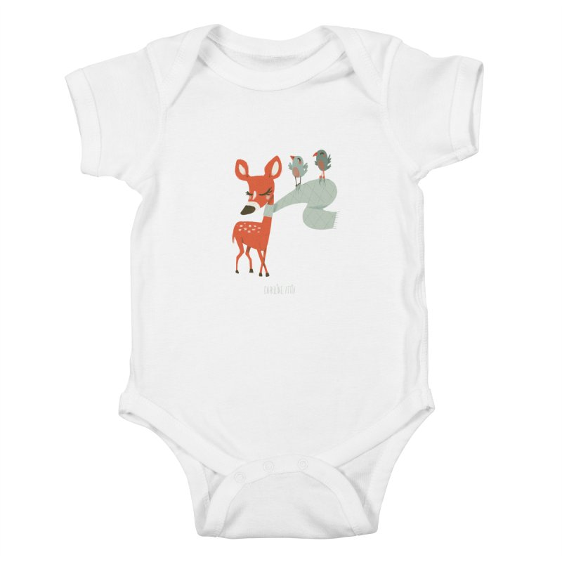 Winter Deer   by Babykarot Shop