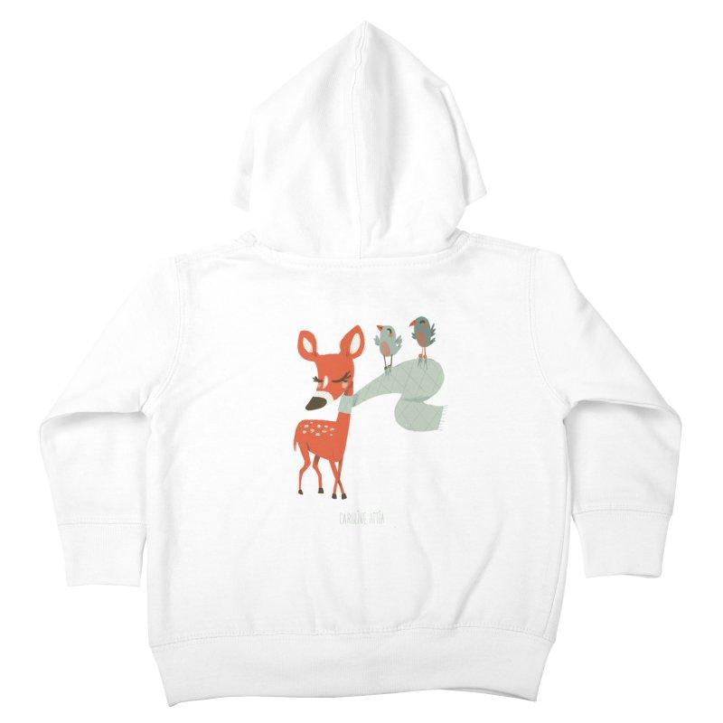 Winter Deer   by Babykarot Shop