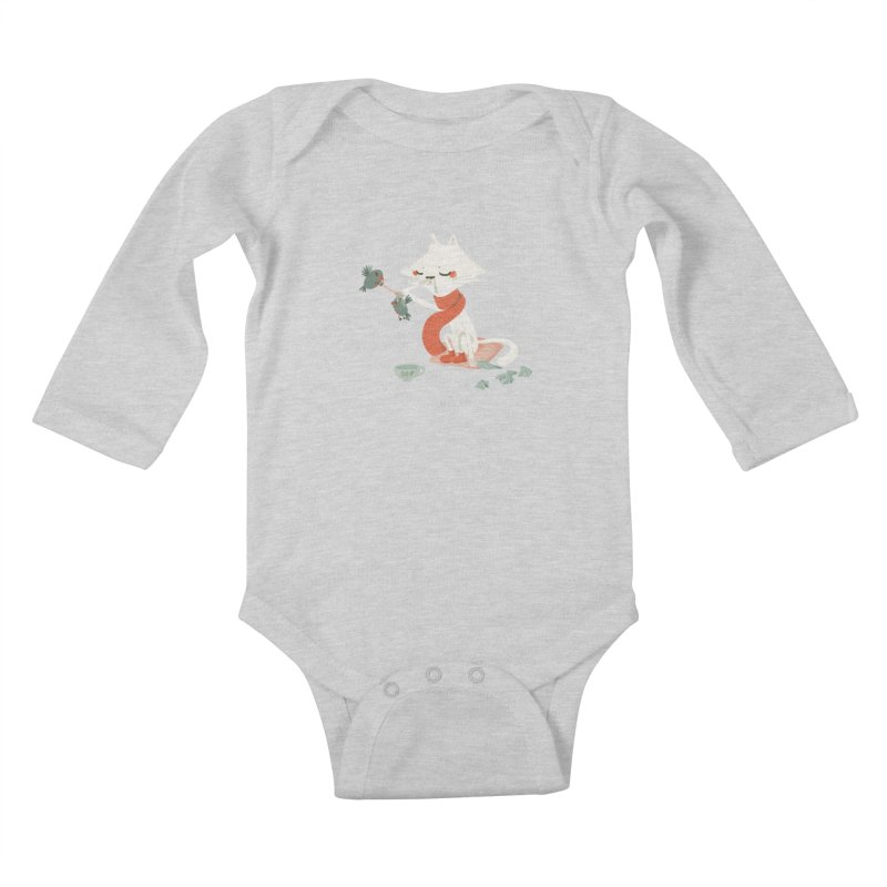 Sneeze Cat Kids Baby Longsleeve Bodysuit by Babykarot Shop