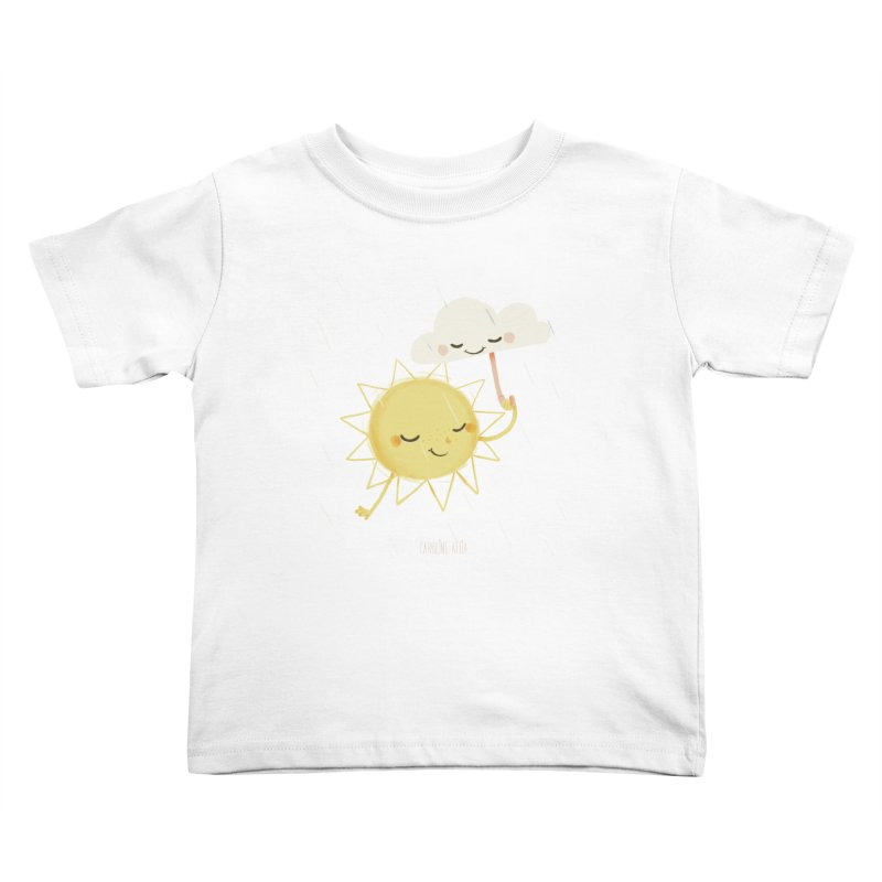 Little Sun Kids Toddler T-Shirt by Babykarot Shop