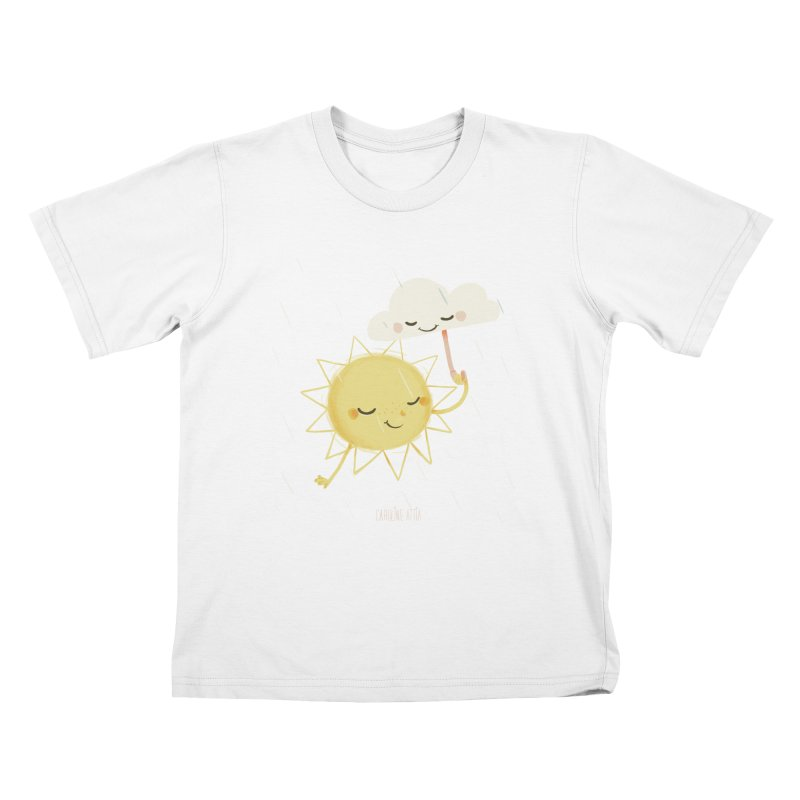 Little Sun Kids T-Shirt by Babykarot Shop