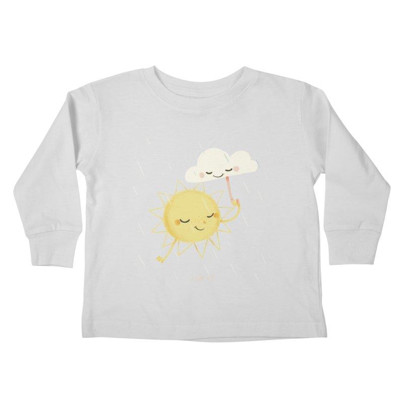 Little Sun Kids Toddler Longsleeve T-Shirt by Babykarot Shop