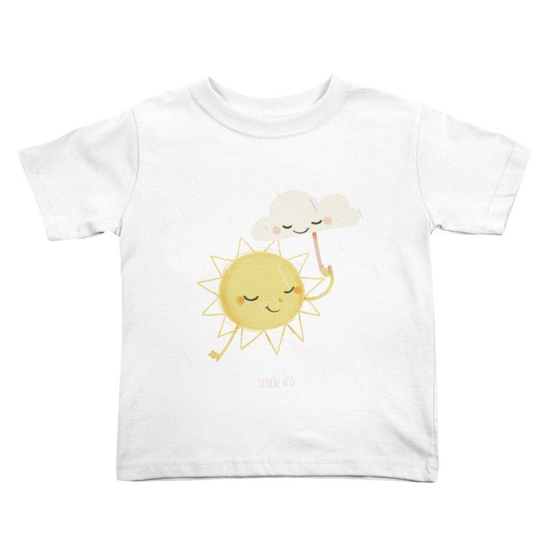Little Sun Kids Toddler T-Shirt by Babykarot Shop