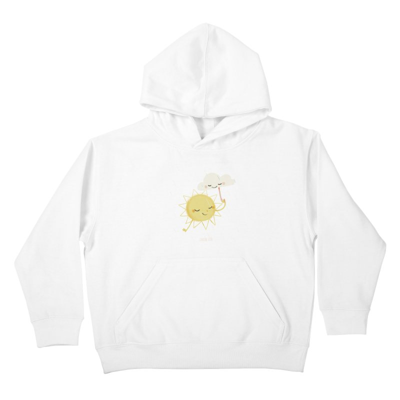 Little Sun Kids Pullover Hoody by Babykarot Shop