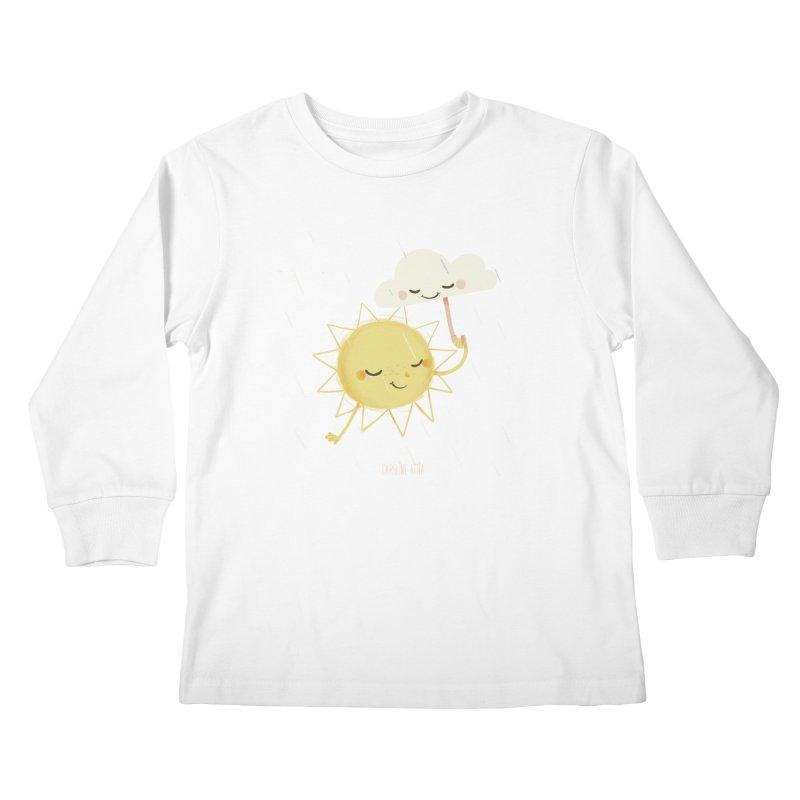 Little Sun Kids Longsleeve T-Shirt by Babykarot Shop