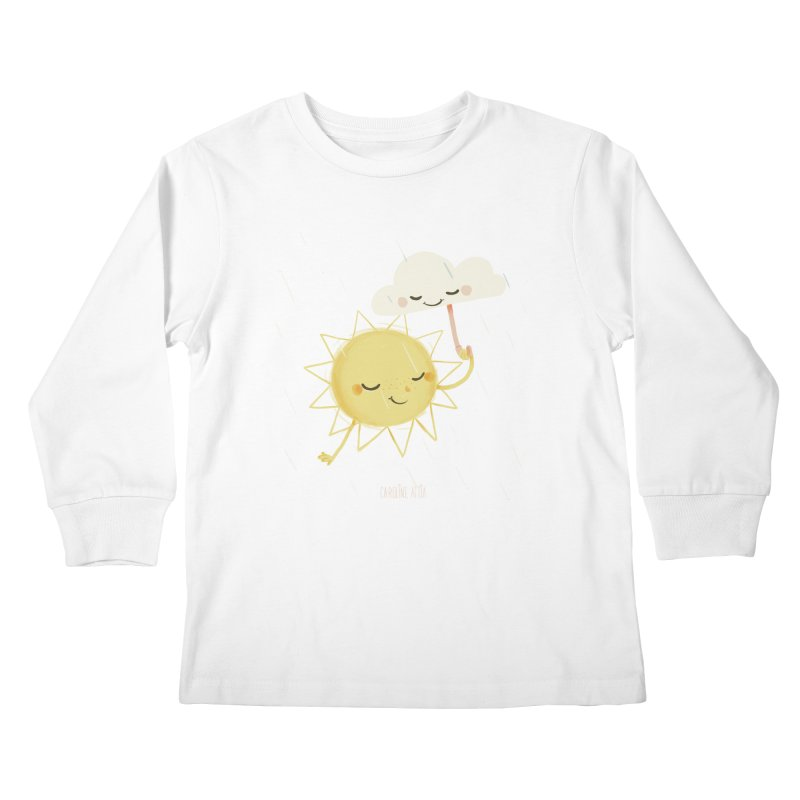 Little Sun Kids Longsleeve T-Shirt by Babykarot Shop