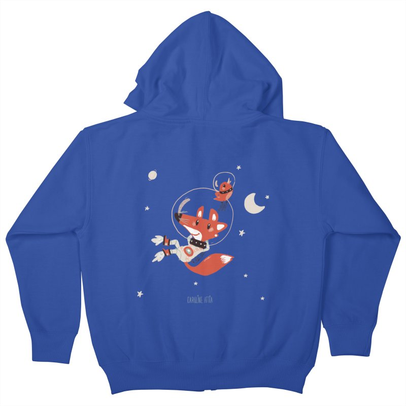 Space Fox   by Babykarot Shop