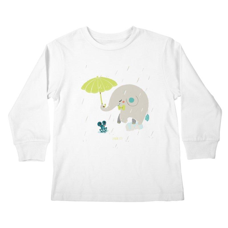 Rainy Elephant   by Babykarot Shop