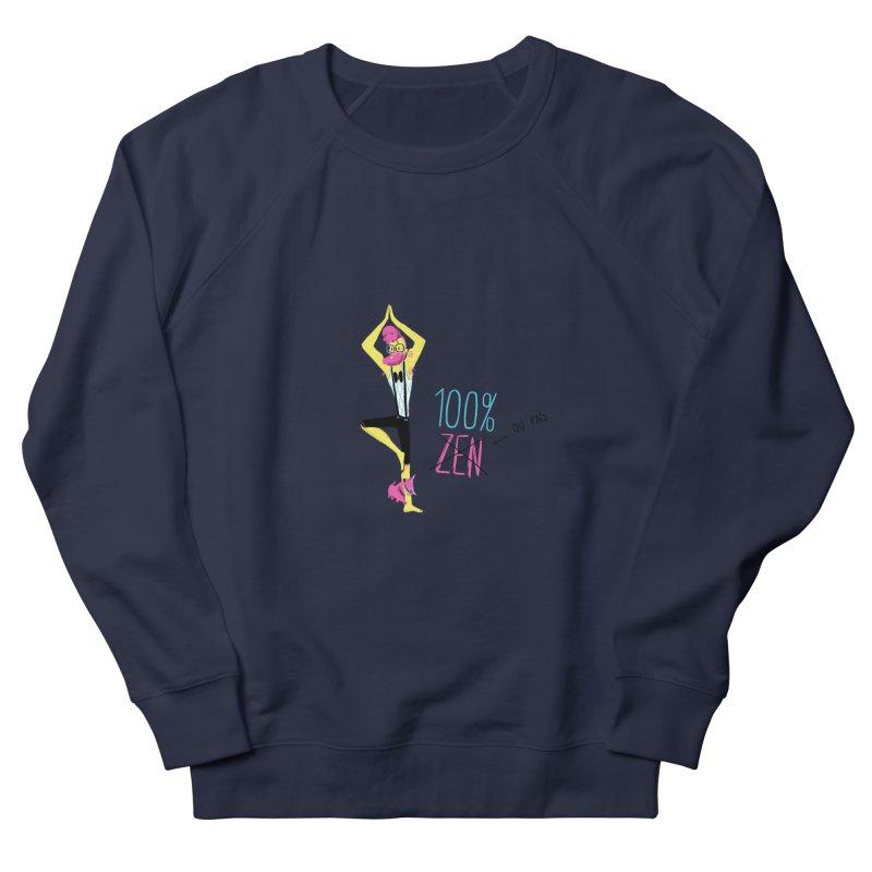 100%Zen Men's Sweatshirt by Babykarot Shop