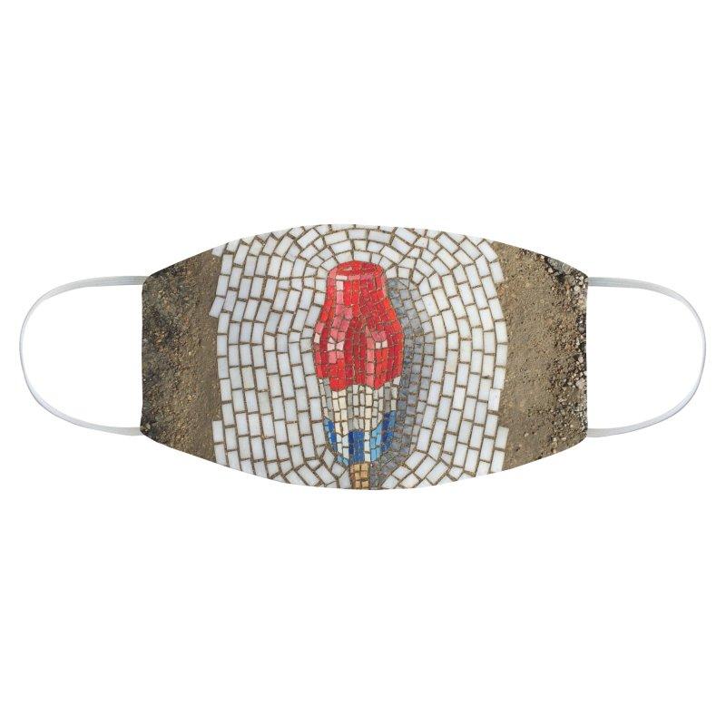 Bombpop Accessories Face Mask by bachor's pothole art shop