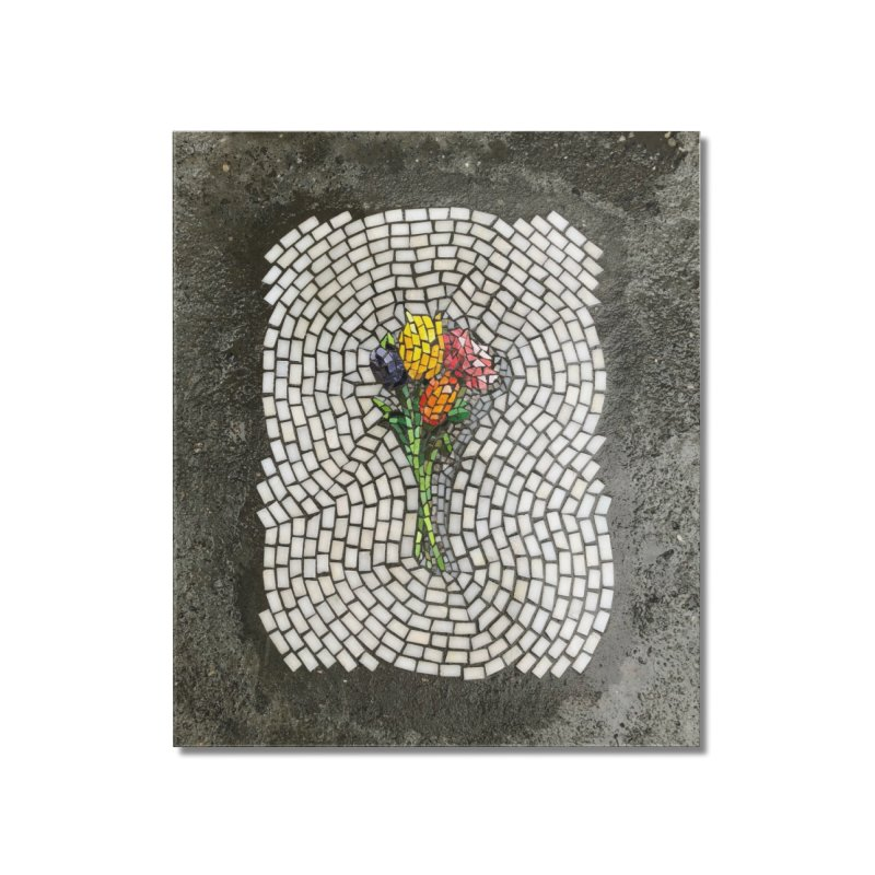 NYC Bouquet Home Mounted Acrylic Print by bachor's pothole art shop