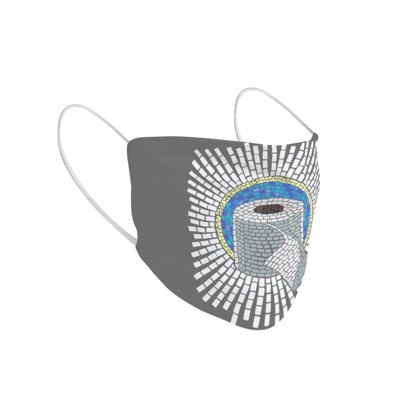 """""""Holy Trinity / Toilet Paper"""" Accessories Face Mask by bachor's pothole art shop"""