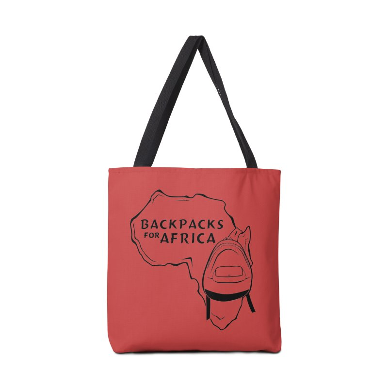Classic Logo Accessories Bag by backpacksforafrica's Artist Shop