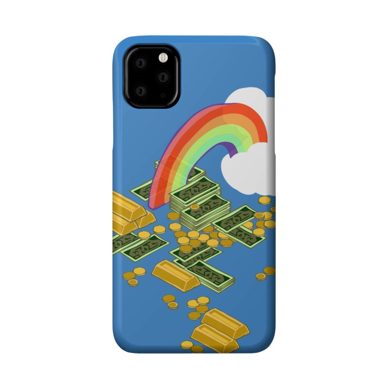 Gold at the End of the Rainbow Accessories Phone Case by bad arithmetic