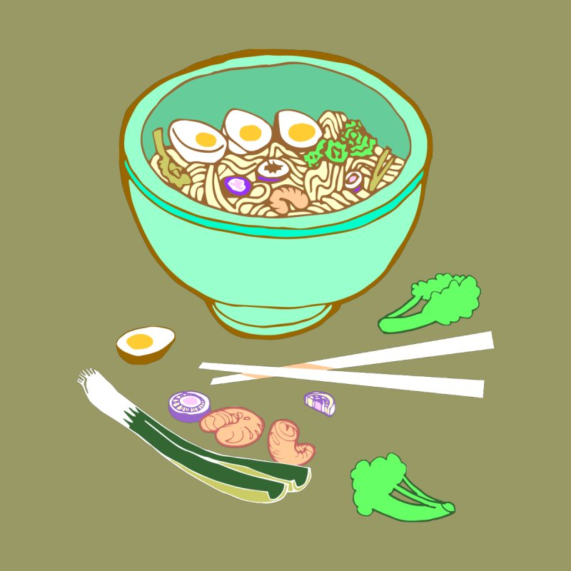 Bowl O' Noodle by bad arithmetic