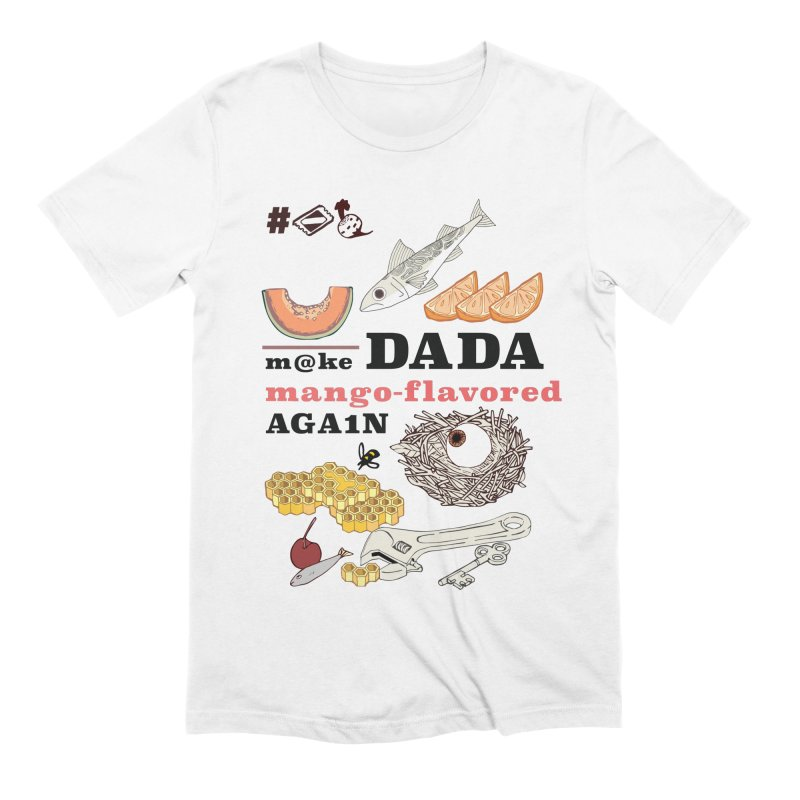 MDDMFA Men's Extra Soft T-Shirt by bad arithmetic