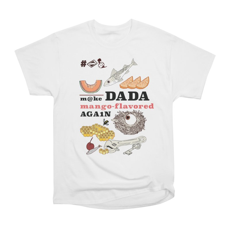 MDDMFA Women's Heavyweight Unisex T-Shirt by bad arithmetic
