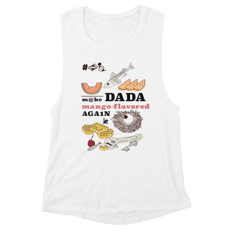 MDDMFA Women's Muscle Tank by bad arithmetic