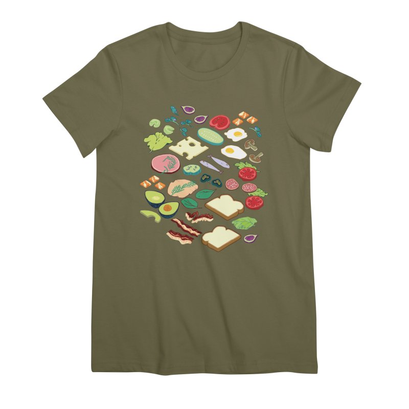 Some Assembly Required Women's Premium T-Shirt by bad arithmetic